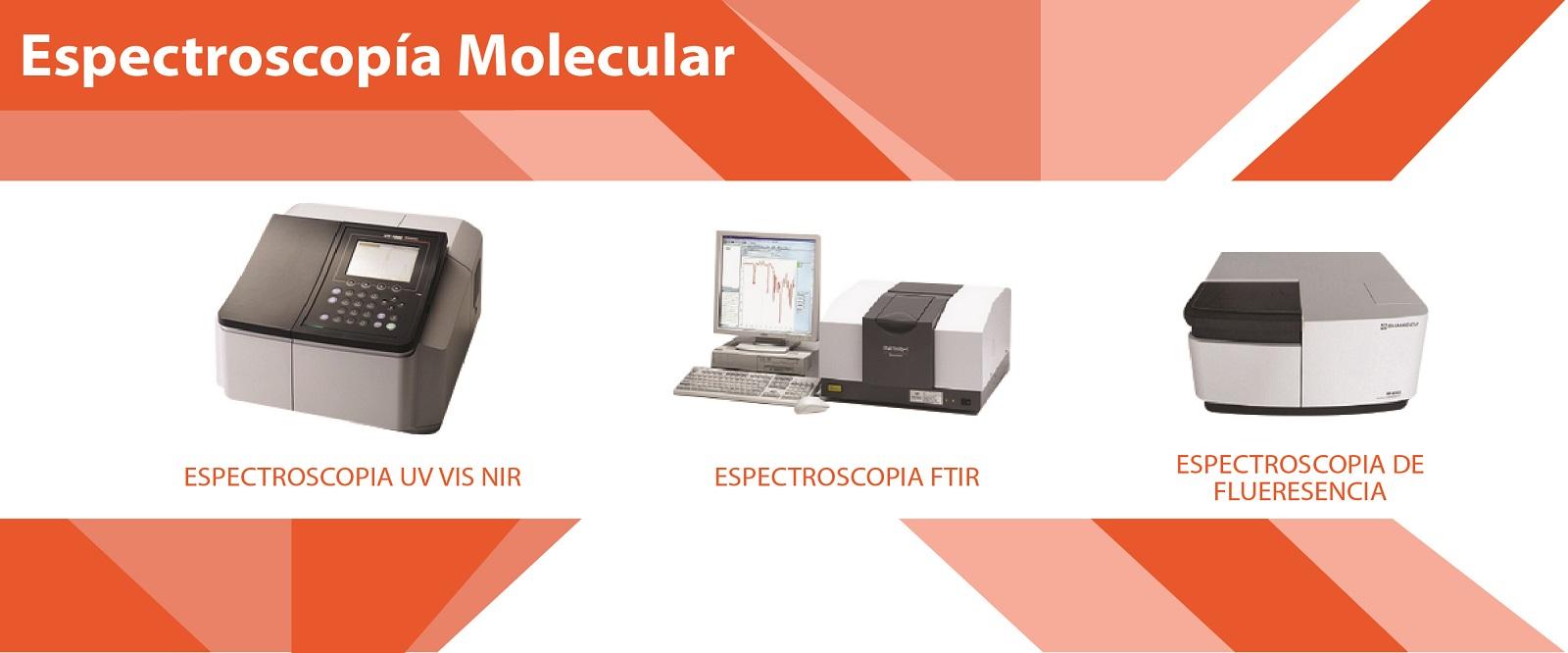 ESPECTROSCOPIA-MOLECULAR